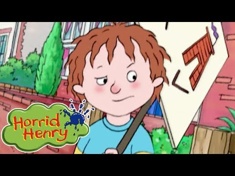Horrid Henry - The Big Dig | Cartoons For Children | Horrid Henry Episodes | HFFE