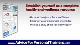 personal training marketing five steps to success