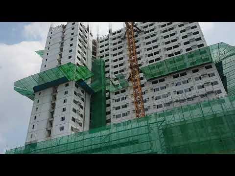 Eton Centris + Vertis North -- Quezon City CBD