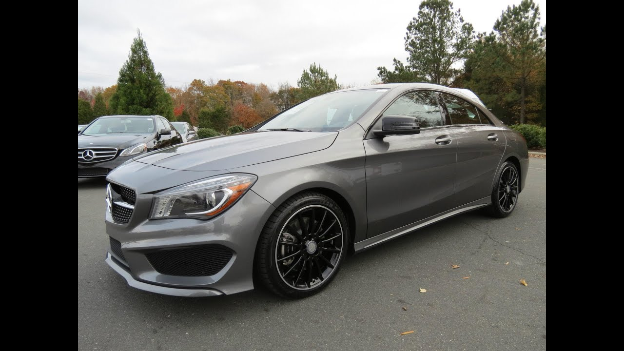 2014 mercedes benz cla250 edition 1 start up exhaust and in depth. Cars Review. Best American Auto & Cars Review