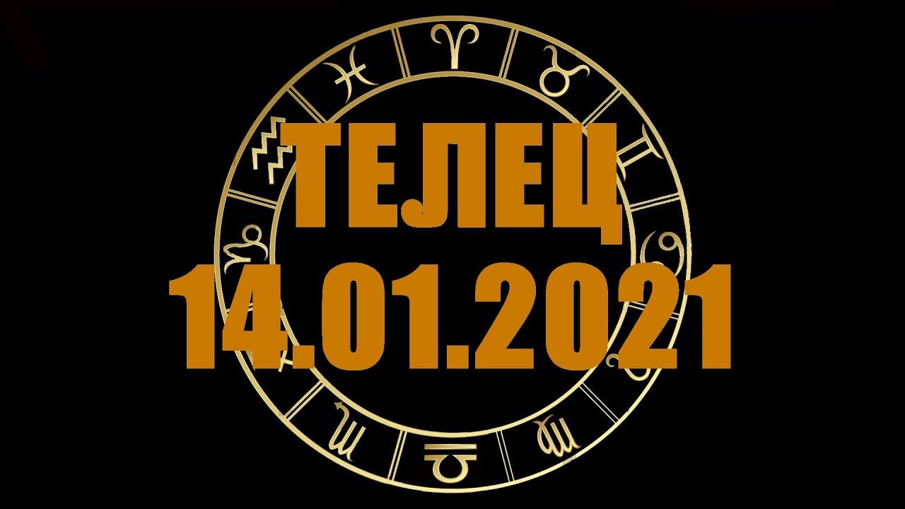 Гороскоп на 14.01.2021 ТЕЛЕЦ