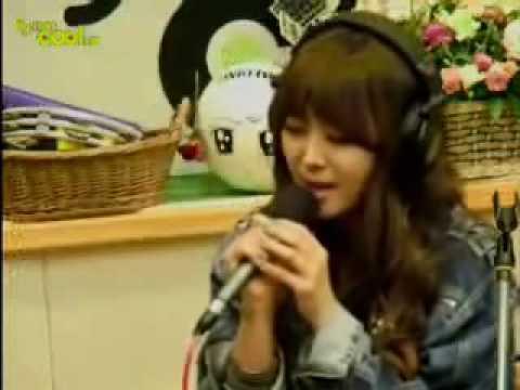 (Brown Eyed Girls) Narsha - Baby baby (4men)