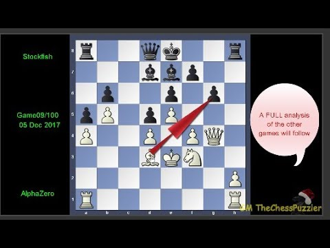 AlphaZero The Terminator Of Chess Finishes Stockfish Off In Only 52 Moves G9 5Dec17