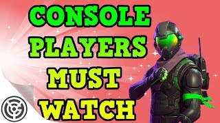 Console Players Should ONLY Build This Way | Fortnite