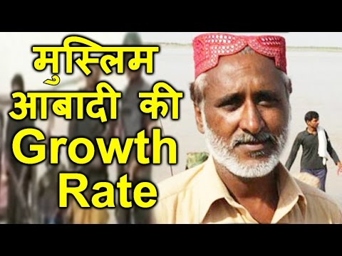 Khabardaar: The Reality Behind Hindu, Muslim Population Growth In India
