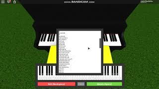 Cómo jugar [ROBLOX Piano] OneRepublic - Contando estrellas [Medio] [Completo]