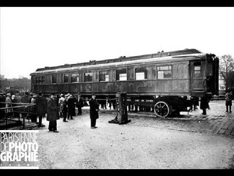 14-18 Un armistice met fin à la Grande Guerre (11 novembre 1918)
