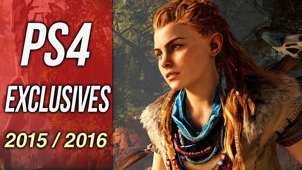 Upcoming Ps4 Exclusives In 2015 2016 11 New Games