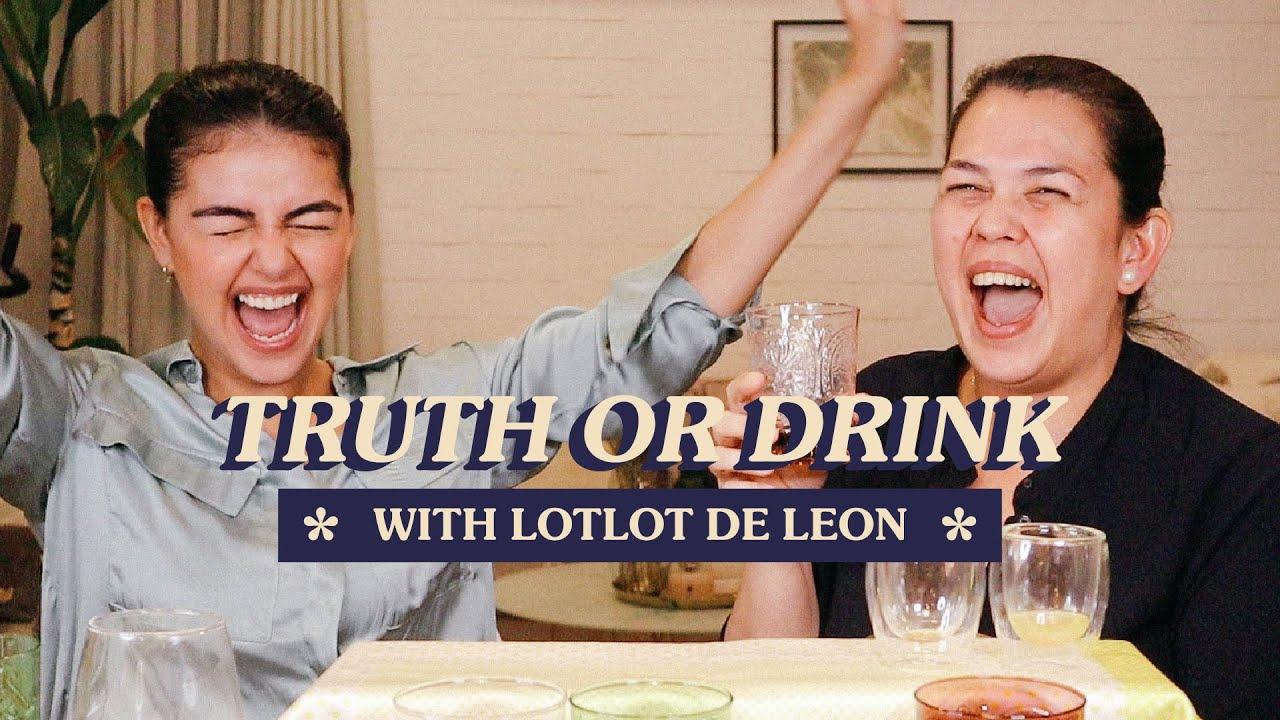 Truth or Drink with Mom 🍷 | Janine Gutierrez