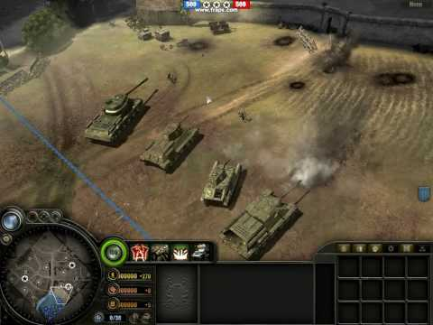 Company of Heroes Eastern Front Basic Tanks