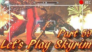 Redoran Plays - Skyrim 2017 - Part 59 - Vigilant - Molag Bal! :)
