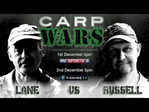 Carp Wars Episode 1 - Dave Lane vs Ian Russell