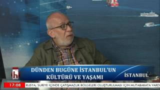TUBA EMLEK İLE İSTANBUL / YAZAR MARİO LEVİ 04 MAYIS PERŞEMBE