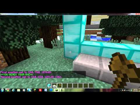 minecraft how to create a multiverse portal
