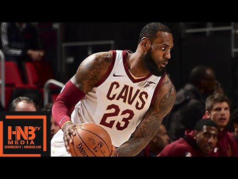 Cleveland Cavaliers vs Detroit Pistons Full Game Highlights / Jan 30 / 2017-18 NBA Season