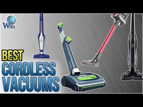 10 Best Cordless Vacuums 2018