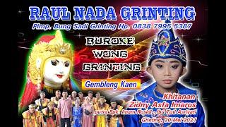 Download Gembleng Kaen - RAUL NADA GRINTING