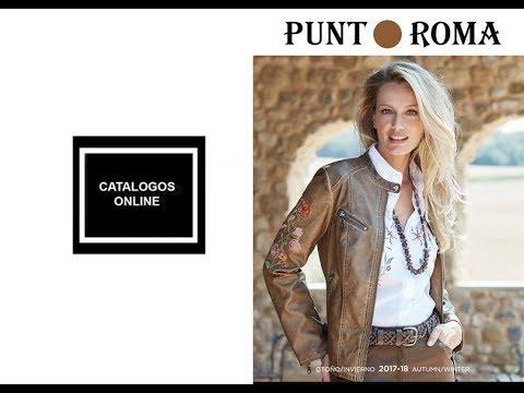 Catalogo punto roma ropa oto o invierno 2017 2018 youtube for Puntos galp catalogo 2017