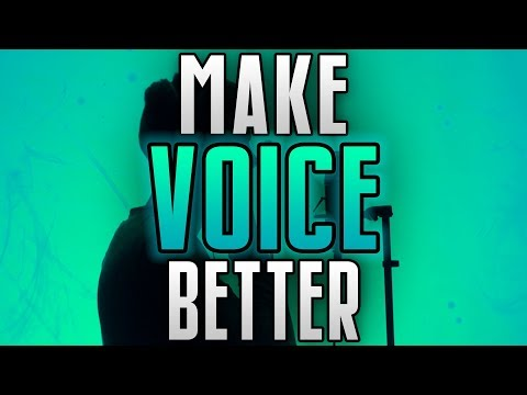 How To Make Your Voice SOUND BETTER In Audacity! (2019/2020)