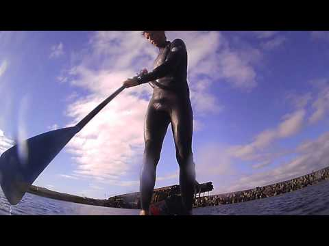 SUP WWII Wreck - Orkney