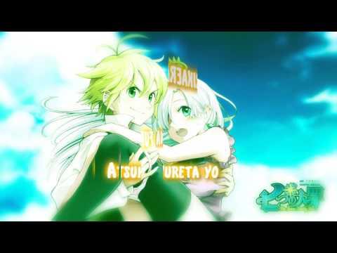 【Netsujou no Spectrum】~Nanatsu no Taizai~ [lyrics]