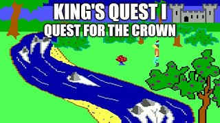 Download lagu KING S QUEST I Adventure Game Gameplay Walkthrough No Commentary Playthrough MP3