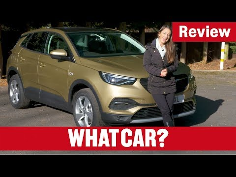 2018 Vauxhall Grandland X review - is Vauxhall's largest SUV a hit? | What Car?