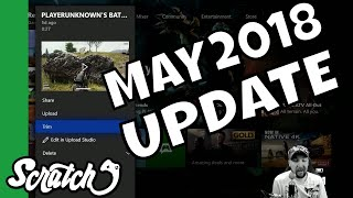 Video Trim Clips in the Xbox Guide - May 2018 Xbox Insider Dashboard Update download MP3, 3GP, MP4, WEBM, AVI, FLV September 2018