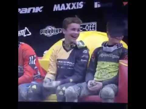 Hot Seat iXS Downhill Cup (Rookie Champs) Austria 2016