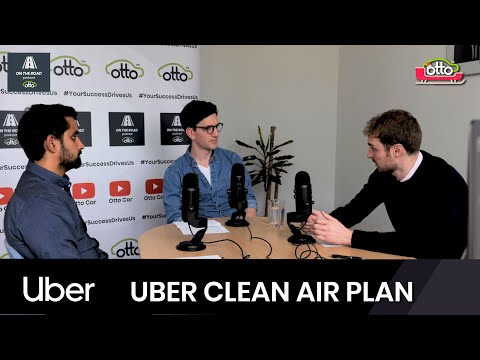 On The Road 🎙️ S2 EP3 - Uber Clean Air Plan