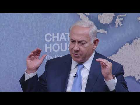 In Conversation with Benjamin Netanyahu
