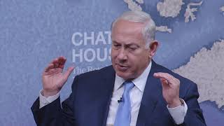 Benjamin Netanyahu's views on the politics and history of the Middle East