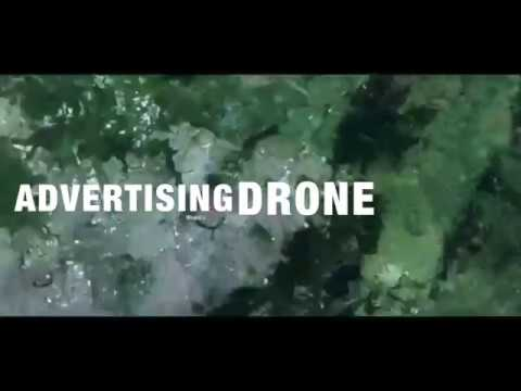ADVERTISING DRONE - COLOMBIA