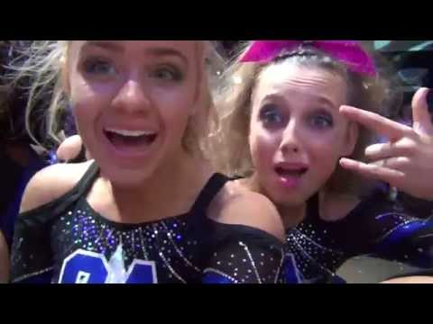 The California Allstars Sr. Pink 2014-2015 Season