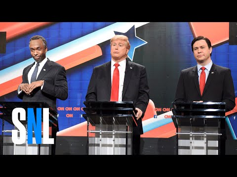 GOP Debate Cold Open