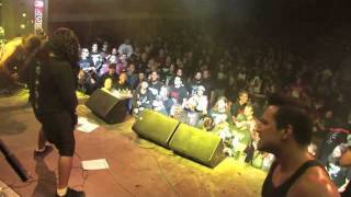 To Violently Vomit (Disgorge) - Live at Mountains of Death 2011 - Part1