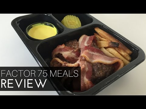 Factor 75 Meals Review