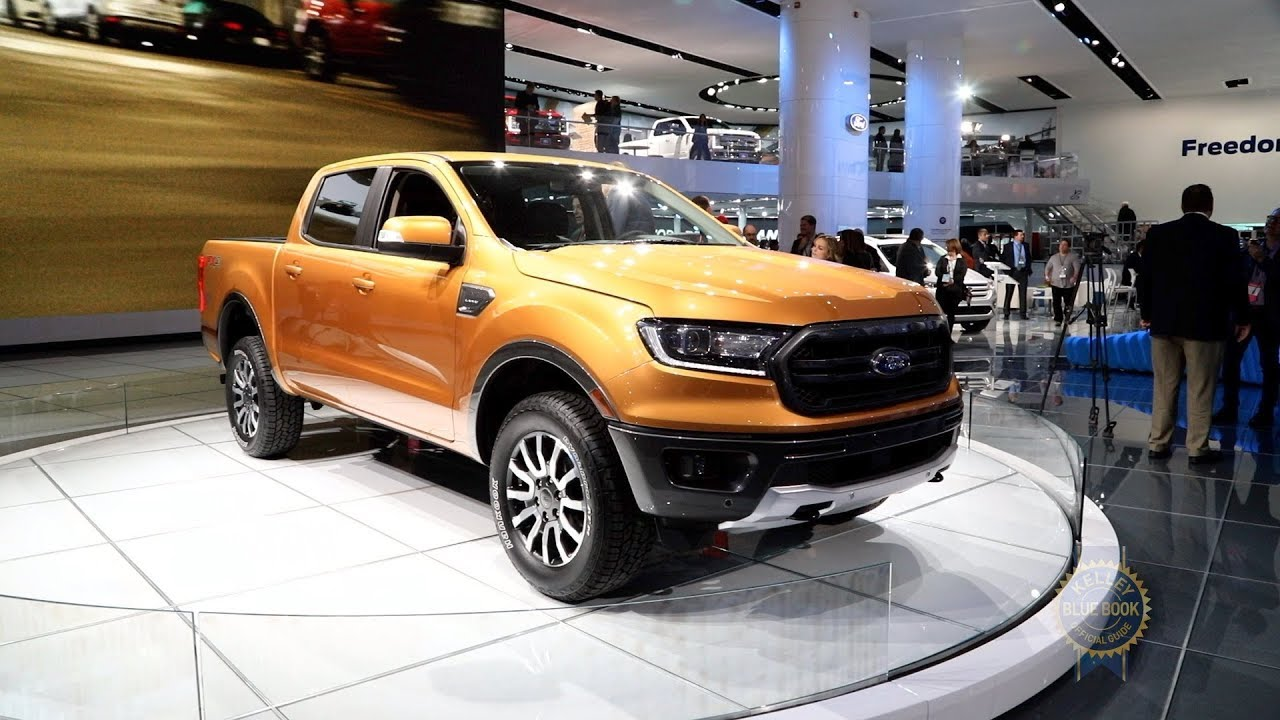 Ford Ranger Detroit Auto Show YouTube - Ford show car