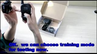 YISCOR DE-100 Dog Training Collar, E-Collar Pairing