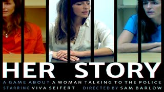 Her Story Game Gameplay | HD