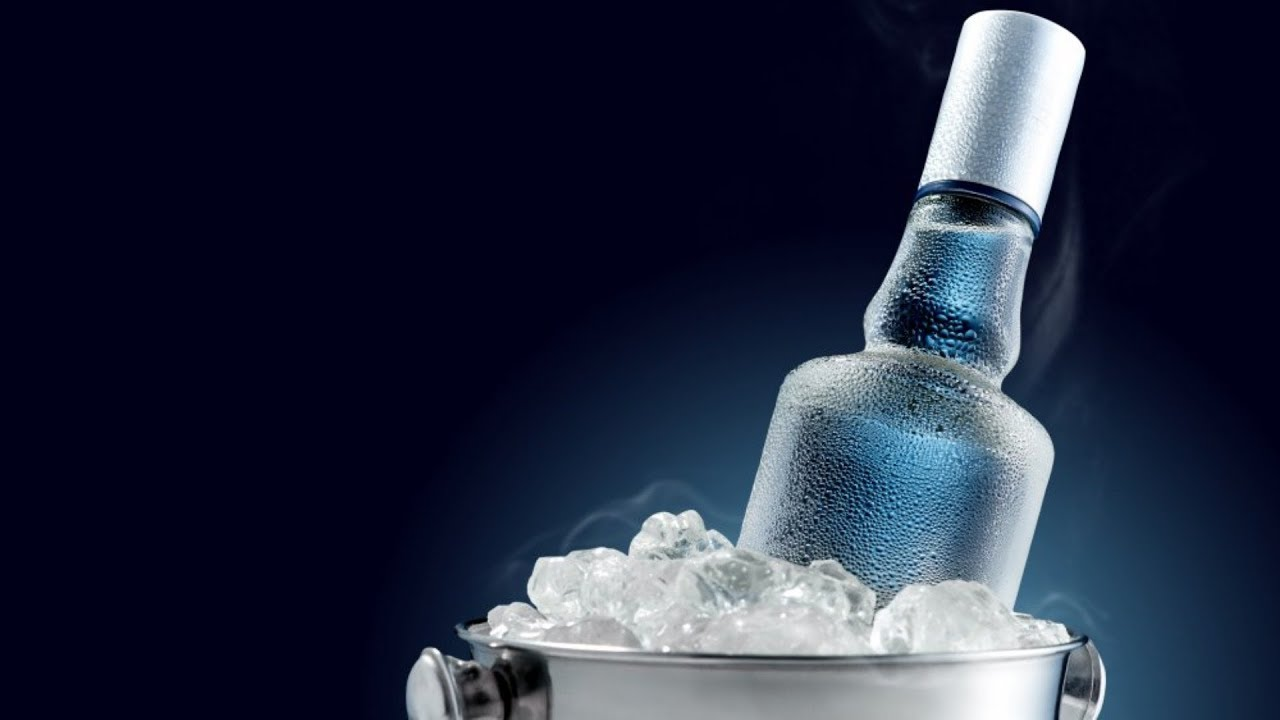 You Should Never Put Vodka In The Freezer. Here's Why