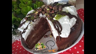 Kestaneli Çikolatalı Pasta Nasıl Yapılır