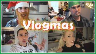 ΄Ηρθε και ο Βλάκας! (Vlogmas #2)