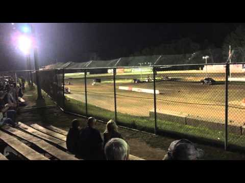 junior slingshots at accord speedway 2015