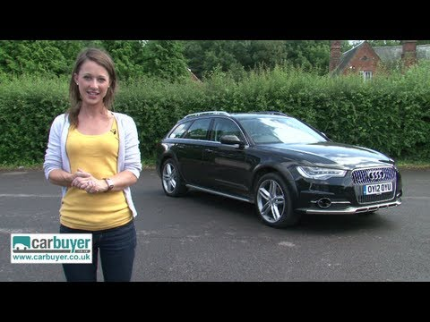 Audi A6 Allroad Quattro estate review - Carbuyer
