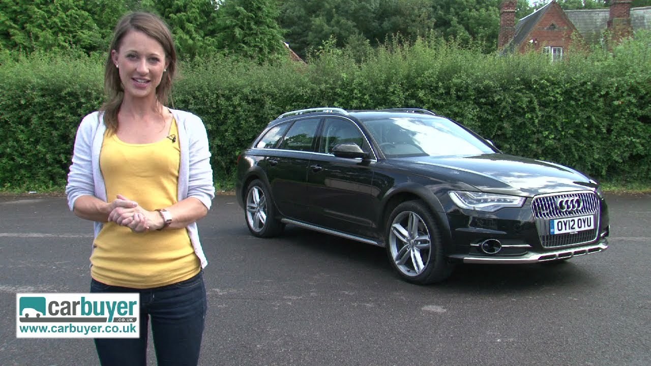 2005 Volvo Xc90 Engine Diagram Audi A6 Allroad Quattro Estate Review Carbuyer Youtube