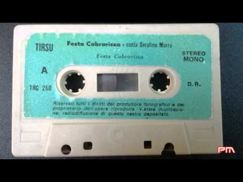 Serafino Murru - Festa Cabrarissa (Musica sarda)