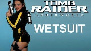 How i made  my tomb raider underworld wetsuit (Tutorial)