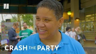 Delaware Progressive Lost Her Primary, But Continues Fight In NYC I #CrashTheParty