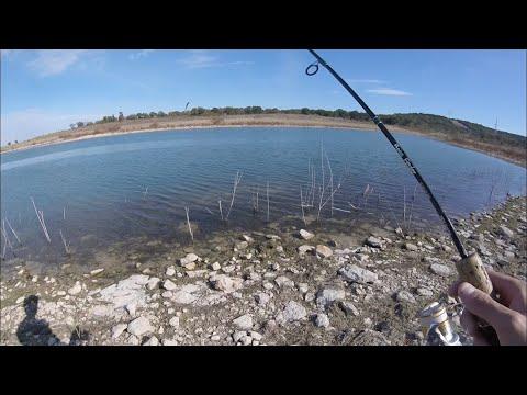 Bass Fishing Stillhouse Lake